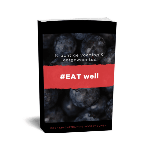 #EAT well - Powervrouw Bundel